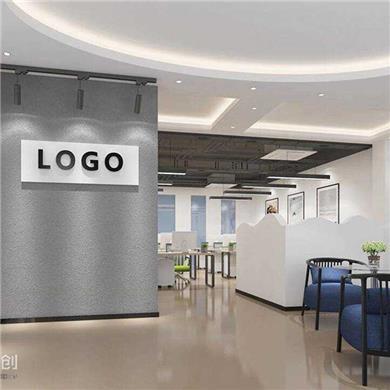 办公室装修设计 | 新新科技装修效果图